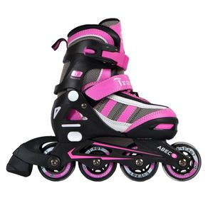 Patins Traxart Energy Rosa (Infantil) P - 28 ao 31