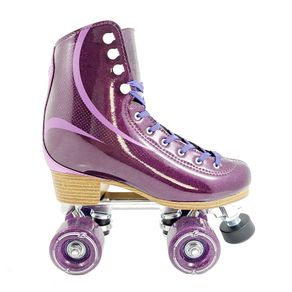 Patins Traxart Quad Brilliant Roxo 35