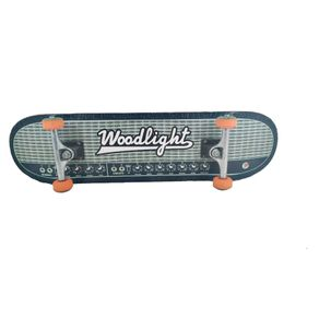 Skate Wood Light Caixa Amplificada