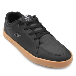 Tênis Mormaii Kick Preto/Marron 38