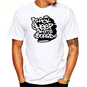 Camiseta Black Sheep Skate Urban Branca P